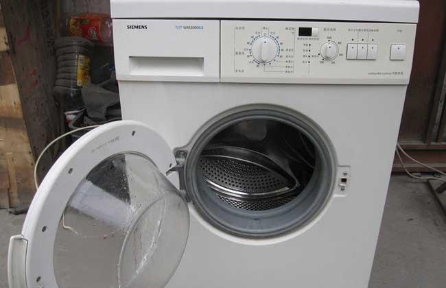 洗衣机不排水怎么办?