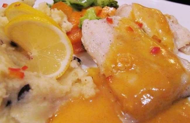 土豆鳕鱼泥