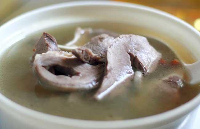 猪心枸杞汤