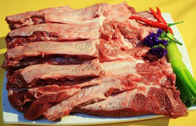 牛腩和牛肉的区别
