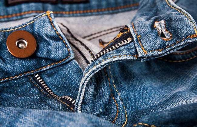 牛仔裤怎么洗不掉色?