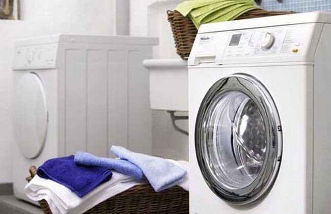 如何给洗衣机消毒?