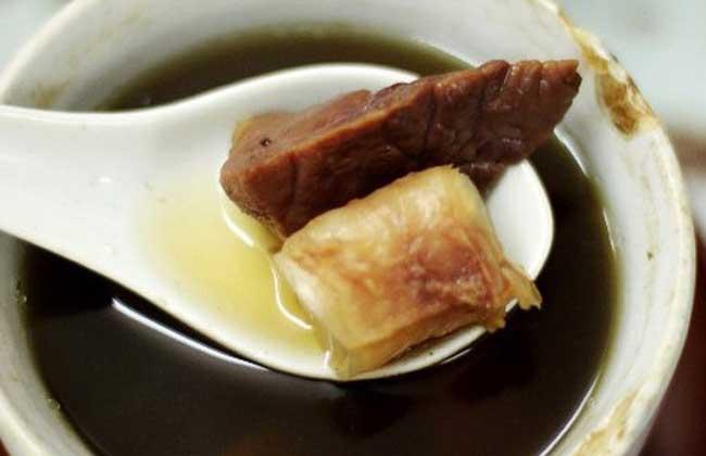 清润猪肺汤
