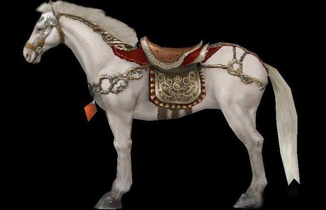 白龙马被如来封为什么?