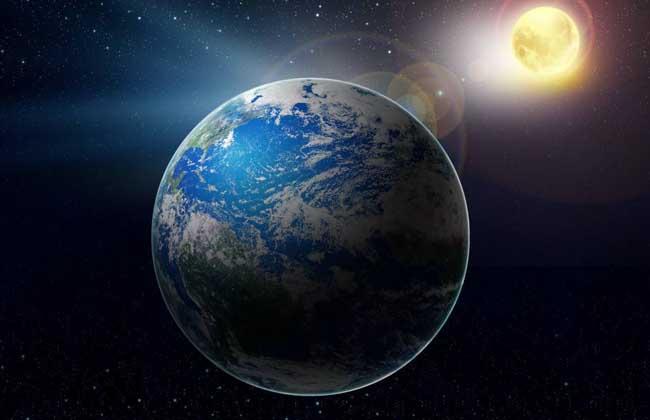 地球是怎么形成的?