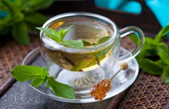 金銀花薄荷茶