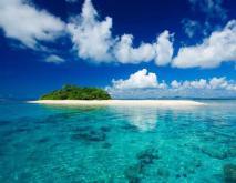 海水为什么是蓝色的?