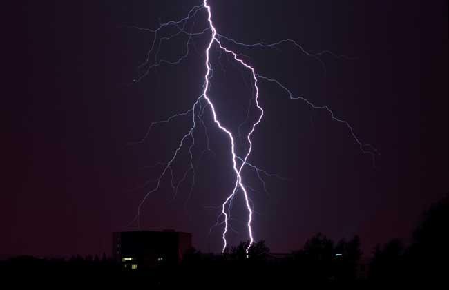 雷雨是怎么形成的?