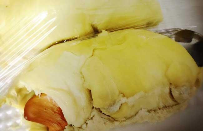 榴莲肉能放几天