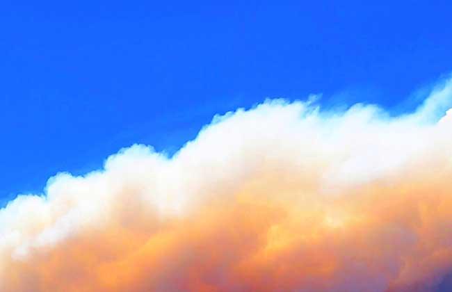天空为什么是蓝色的