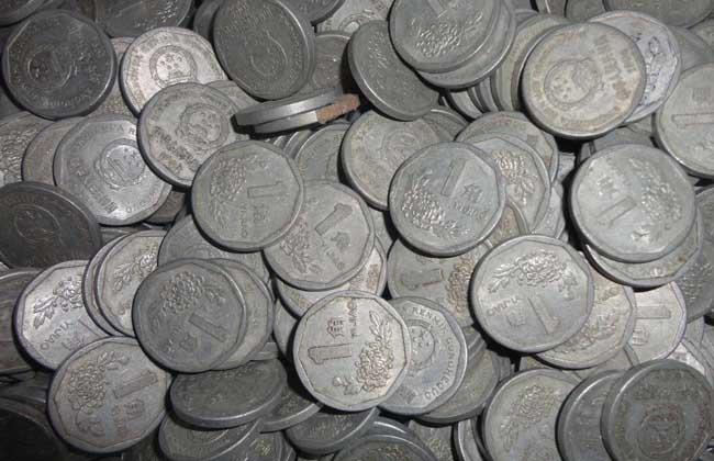 菊花1角硬币