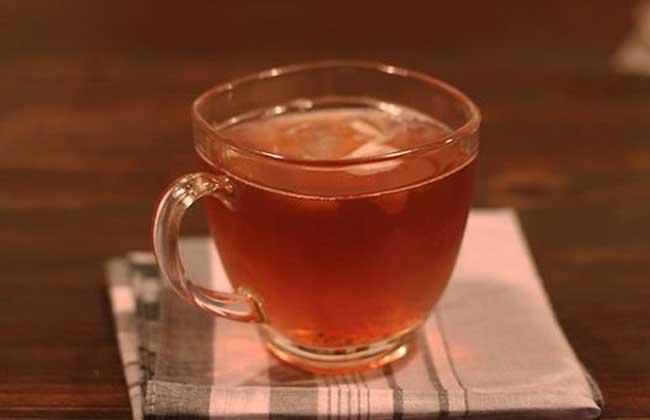 山楂甘草茶