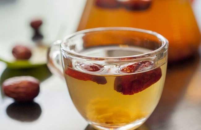 红枣山楂减肥茶的功效及做法