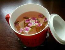 山楂玫瑰花茶的功效及做法