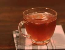 山楂甘草茶的功效及做法