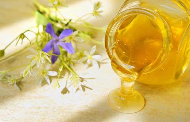 蜂蜜水的功效的作用