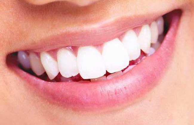牙齿黄了怎么变白