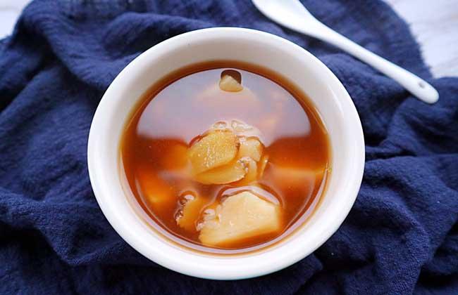 生姜红糖水的功效与作用及禁忌