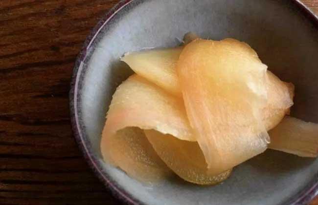 醋泡姜的功效与作用及食用方法