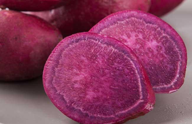 吃紫薯有什么好处?