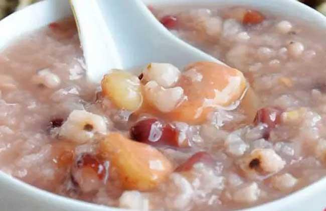菱角大米粥