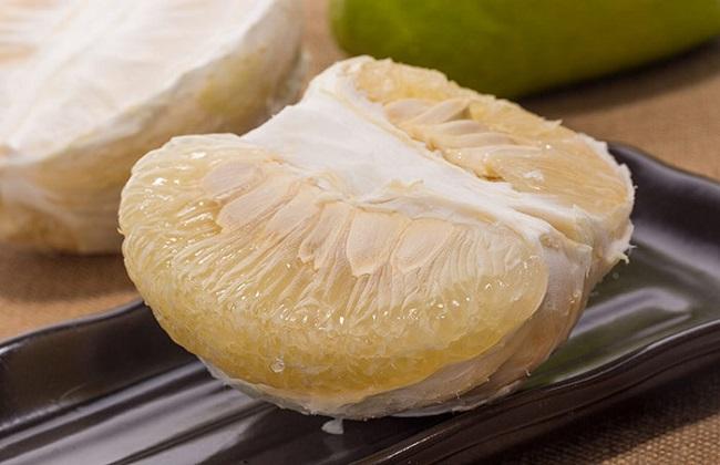 沙田柚果肉