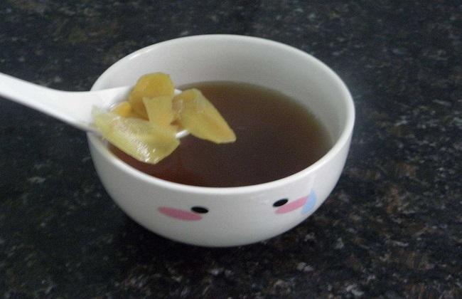 生姜泡水喝