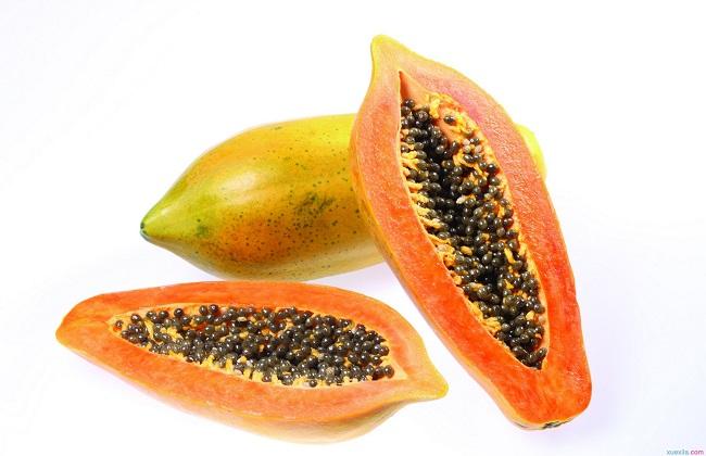 番木瓜的功效与作用