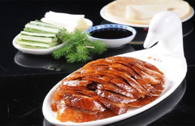 北京烤鸭的配料和详细做法