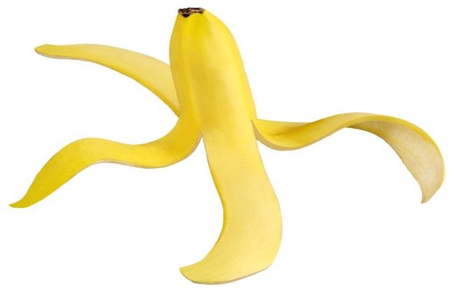 香蕉皮的功效与作用