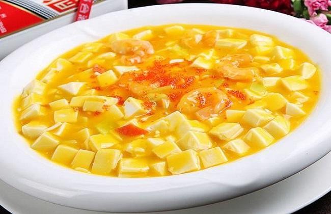 正宗蟹黄豆腐怎么制作