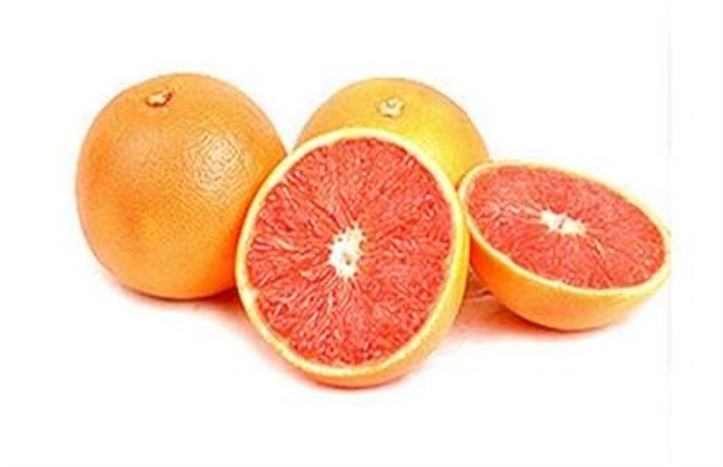葡萄柚和西柚的区别