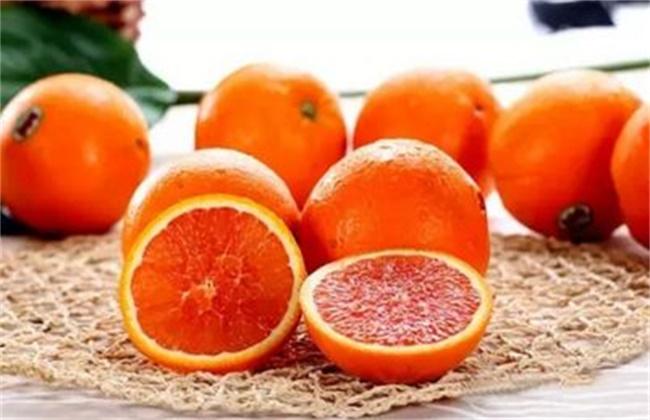 血橙和普通橙子有什么区别