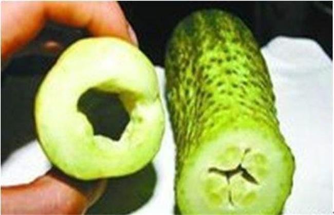 黄瓜空心的原因及防治方法
