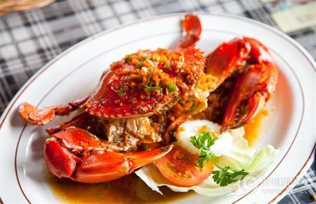 螃蟹不能和什么一起吃 螃蟹