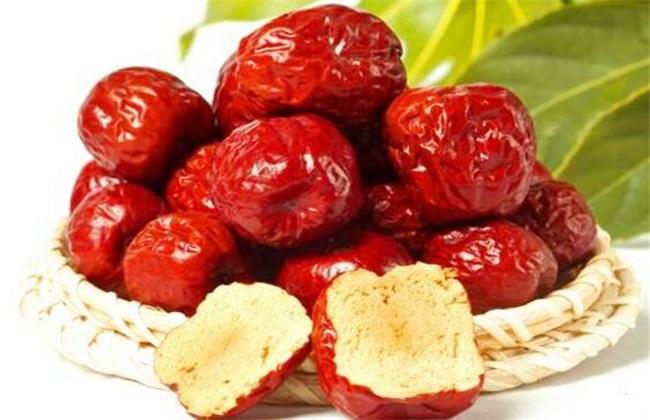 红枣的功效与作用 红枣禁忌