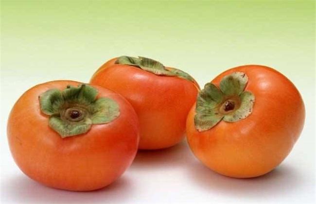 柿子不能和什么同吃 柿子