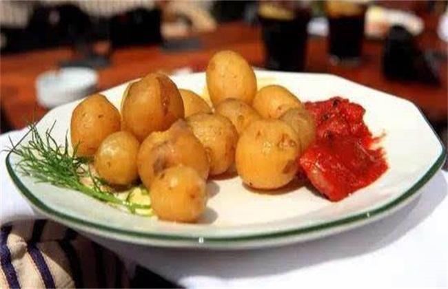 为什么要进行马铃薯主粮化