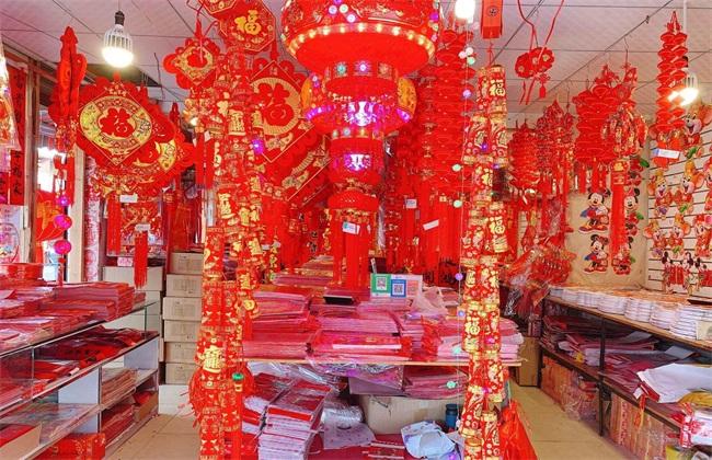 适合 春节摆摊 生意