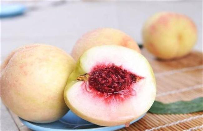 水蜜桃的作用与功效禁忌
