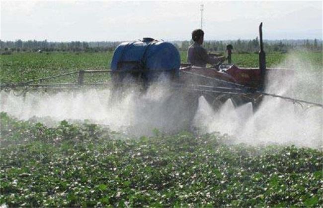 化学农药防治的缺点