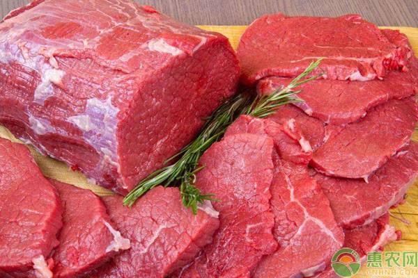 今年牛肉價格多少錢一斤?牛肉中后期價格行情走勢