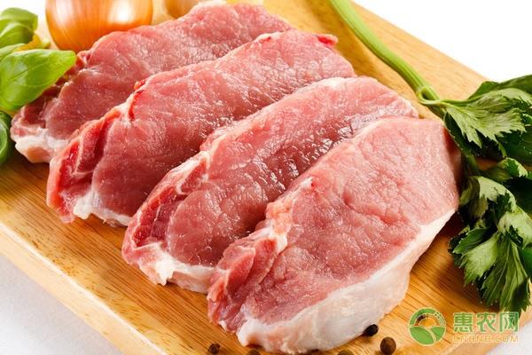 猪肉批发价连续10周下降!临近五一为什么肉价不升反降?